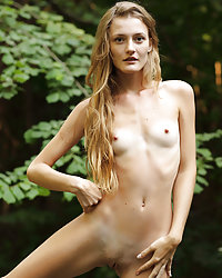Claudia in Girl In Nature